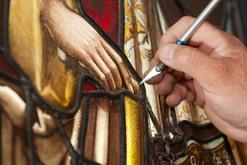 sanktmauritius - Glas, Atelier, Restaurierung