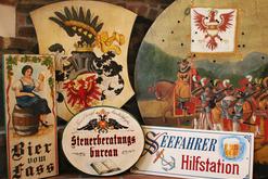 Schildermanufaktur Bilderwerkstatt Kunsthandwerk
