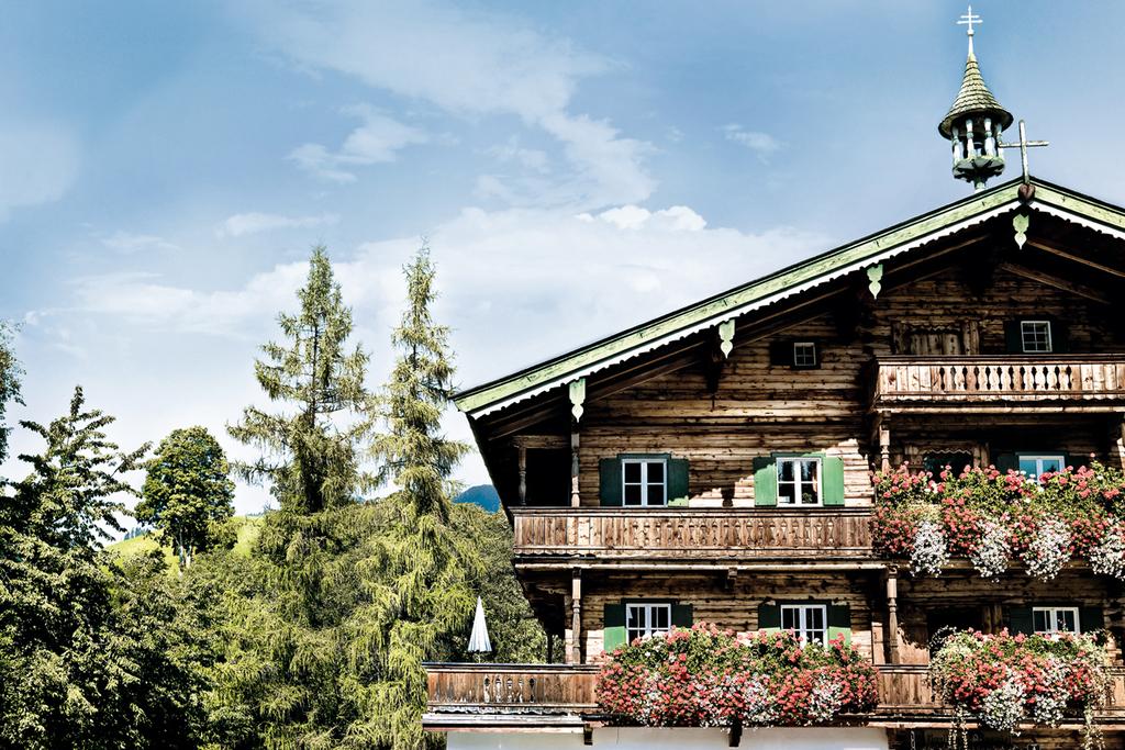 Tirol Traditionelles Haus