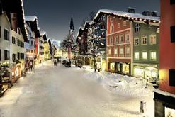Tirol Kitzbüheler Altstadt