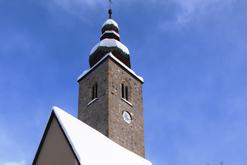 Lech Zürs Kirche
