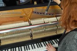 Meisterin im Klavier- und Cembalobau