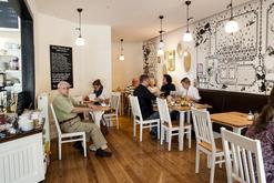 Café Luise, kleine Bäckerei
