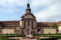 Probstei Johannesberg Kirche