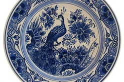 Delft Pottery ''De Delftse Pauw''