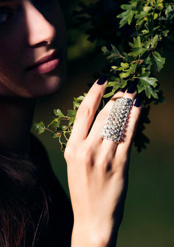 'Resonance' Ganzfinger Ring