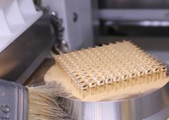 'Resonance' Kollektion Anhänger im 3D Drucker