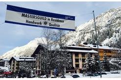 Rückblick MEISTERSTRASSE in Residence Lech am Arlberg 2017