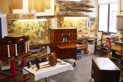 Restaurierungswerkstatt für Möbel und Holzobjekte Barbara Naumburg