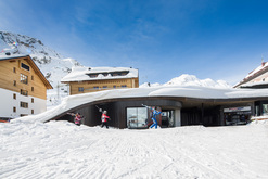 arlberg1800 Contemporary Art & Concert Hall