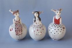 Keramik im Bootshaus Iris Stoff