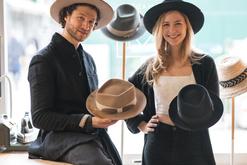 Nomade Modern - Bespoke Hat Shop