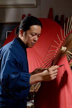 MEISTERSTRASSE_Wagasa Hiyoshiya_Kotaro_Nishibori